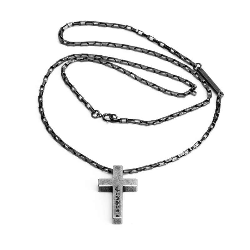 Pánský náhrdelník Anri - kříž