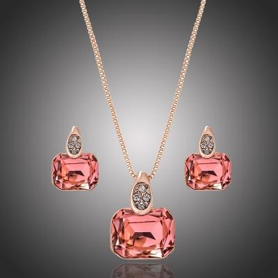 Exkluzivní souprava šperků Swarovski Elements Cristi