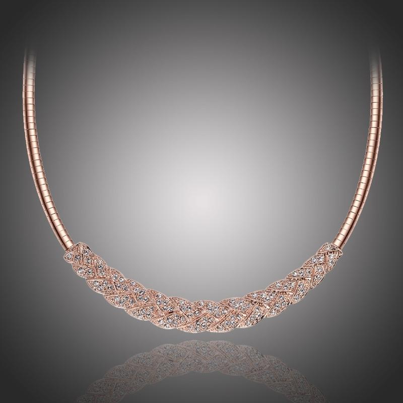 Exkluzivní náhrdelník Swarovski Elements Paloma