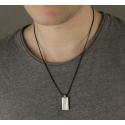 Pánský náhrdelník Benjamín chirurgická ocel