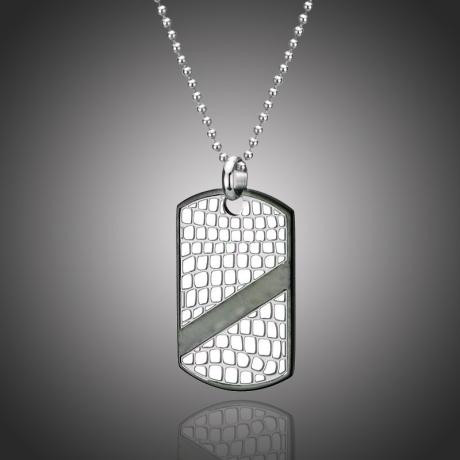 Pánský náhrdelník Thomás chirurgická ocel