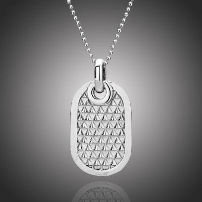 Pánský náhrdelník Nicolás chirurgická ocel