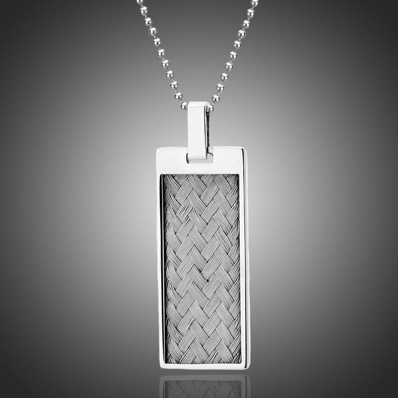 Pánský náhrdelník Xavier chirurgická ocel
