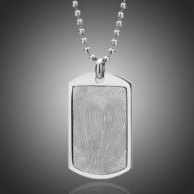Pánský náhrdelník Didier chirurgická ocel