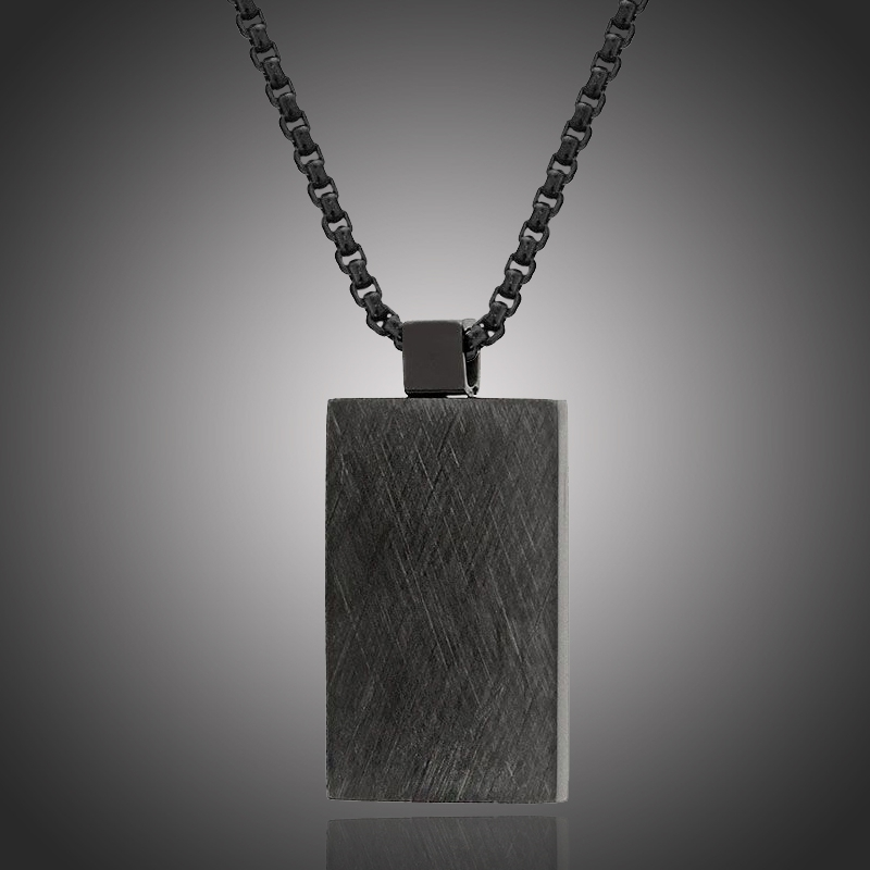 Pánský náhrdelník Amadeo chirurgická ocel