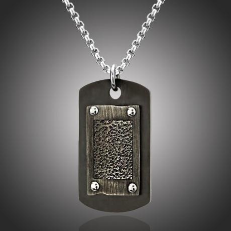 Pánský náhrdelník Mateo chirurgická ocel