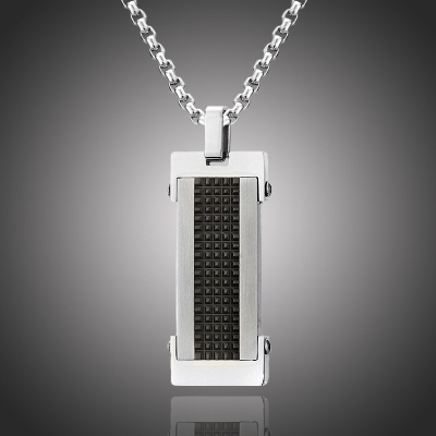 Pánský ocelový náhrdelník Cameron, chirurgická ocel