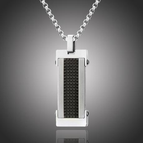 Pánský ocelový náhrdelník Charlie, chirurgická ocel