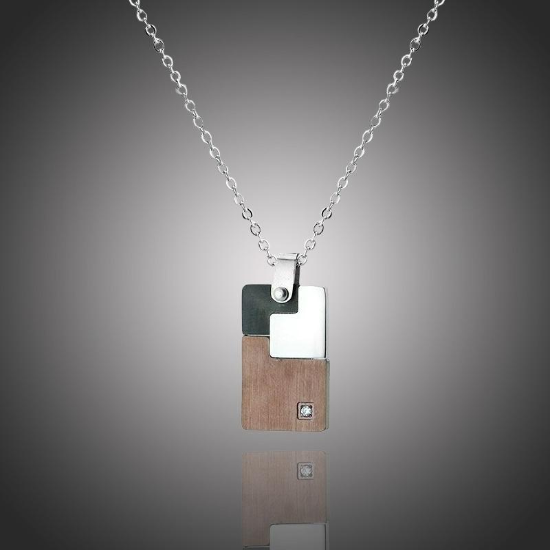 Pánský náhrdelník Marc chirurgická ocel