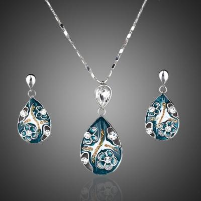 Souprava náhrdelníku a náušnic Swarovski Elements Mariana