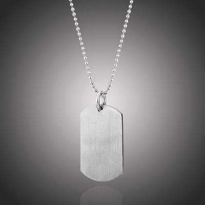 Pánský náhrdelník Umberto chirurgická ocel