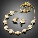Souprava Swarovski Elements Boisia s perlou