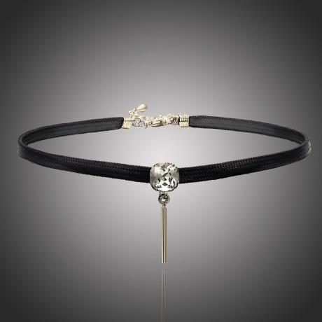 Choker náhrdelník Swarovski Elements Anabella