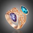 Exkluzivní prsten Swarovski Elements Adrianita