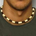 Pánský korálkový náhrdelník Elliot