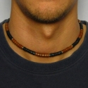 Pánský korálkový náhrdelník Ethan