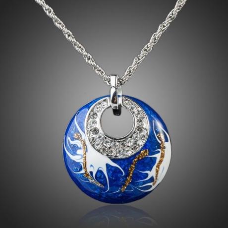 Dámský náhrdelník Luna Blu