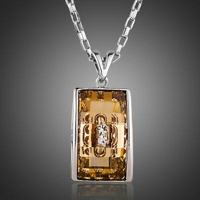 Exkluzivní náhrdelník Swarovski Elements Cingoli