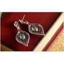 Náušnice vintage se Swarovski Elements Antonella