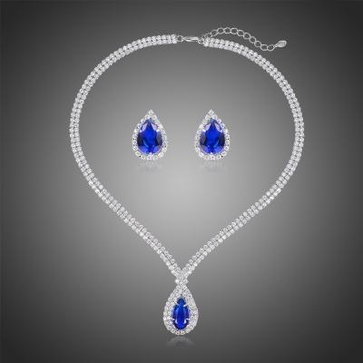 Souprava náhrdelníku a náušnic Swarovski Elements Desireé