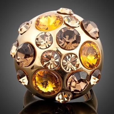 Prsten Swarovski Elements Baldassario