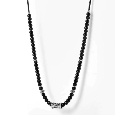 Pánský korálkový náhrdelník Victor