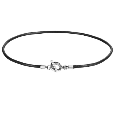 Pánský náhrdelník Fridrich - ocelový přívěsek