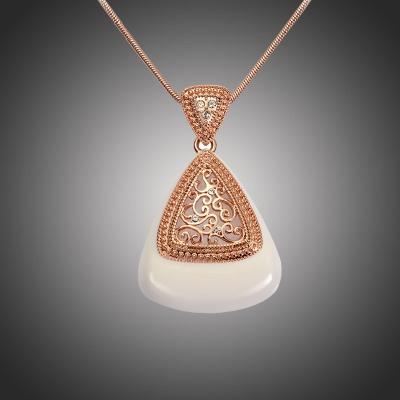 Pozlacený náhrdelník Belladonna