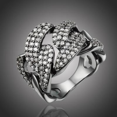 Vintage prsten Abriccio vel. 59