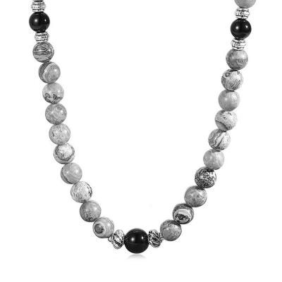 Pánský ocelový náhrdelník Jean - chirugická ocel