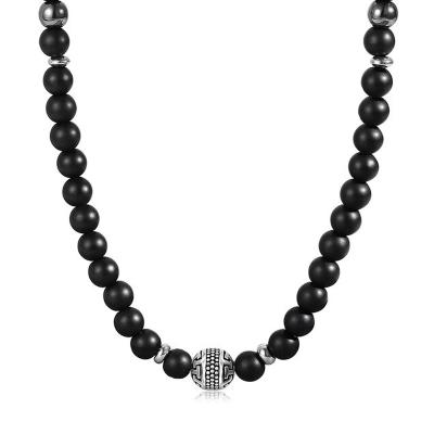 Pánský ocelový náhrdelník Andre - chirugická ocel