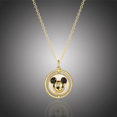 Exkluzivní náhrdelník Swarovski Elements Disney Mickey Mouse 5