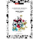 Exkluzivní náhrdelník Swarovski Elements Disney Micky Mouse