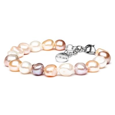 Perlový náramek Pabla - barokní sladkovodní perla