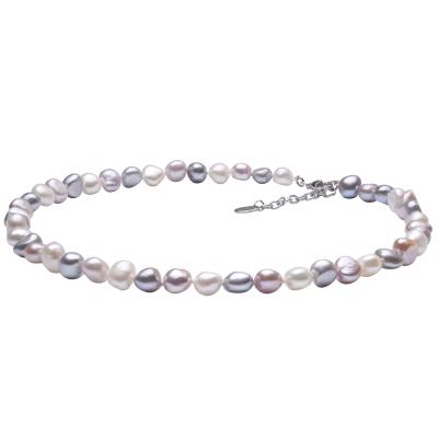 Perlový náhrdelník Pascala - barokní sladkovodní perla