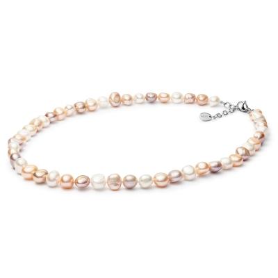Perlový náhrdelník Pabla - barokní sladkovodní perla
