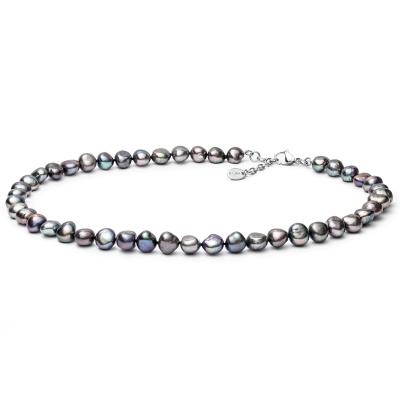 Perlový náhrdelník Octavia - barokní sladkovodní perla