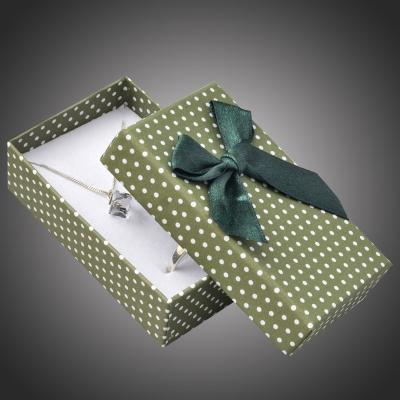 Puntíkatá dárková krabička na šperky Arco 12