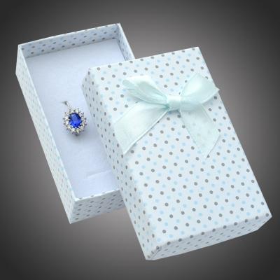 Puntíkatá dárková krabička na šperky Arco 15