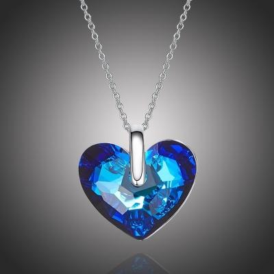 Exkluzivní náhrdelník Swarovski Elements Rosie - srdíčko