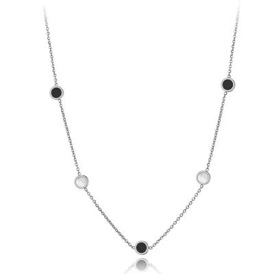 Ocelový náhrdelník Lugia - chirurgická ocel