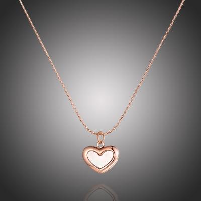 Ocelový náhrdelník Abrami Gold - chirurgická ocel
