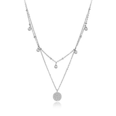 Ocelový náhrdelník Kaye - chirurgická ocel