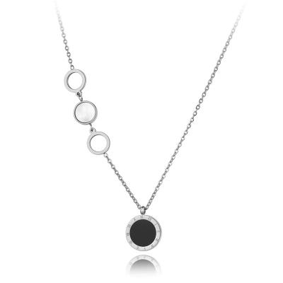 Ocelový náhrdelník Niamh - chirurgická ocel