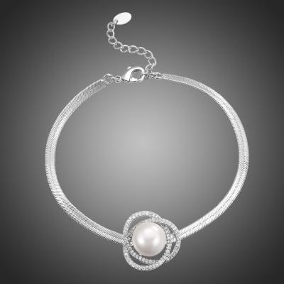 Perlový náramek Annie