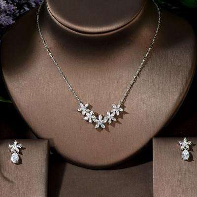 Souprava šperků Swarovski Elements Jasmine