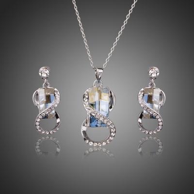 Souprava šperků Swarovski Elements Natasha