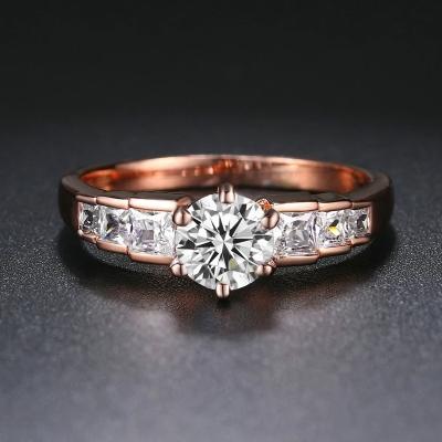 Luxusní zásnubní prsten Georgio