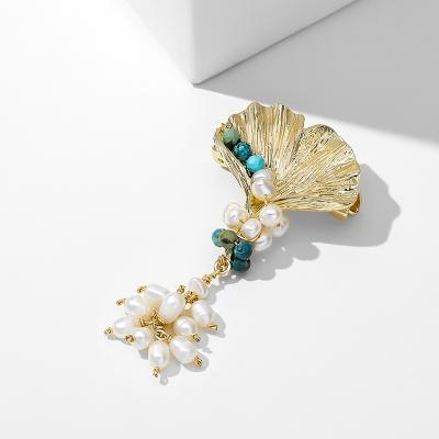 Unikátní perlová brož Bélen