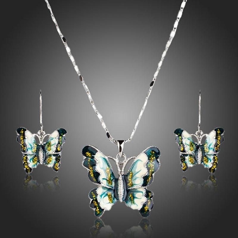 Souprava šperků Papillon - motýl
